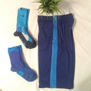 Nike DriFit socks& shorts bundle